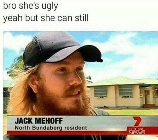 Jacked - meme