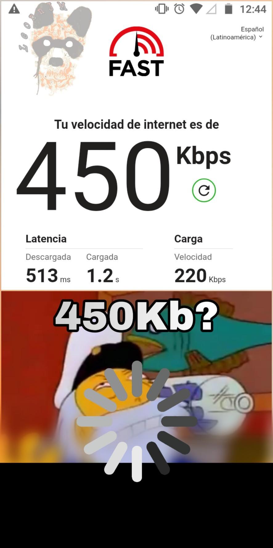 Internet de la NASA - meme