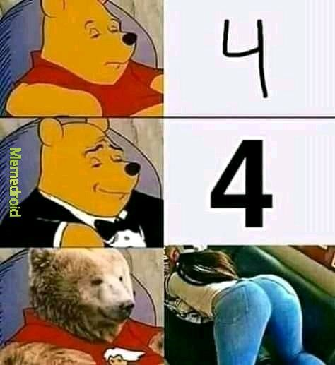 De 4! - meme