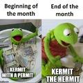 Kermit ; who earned it