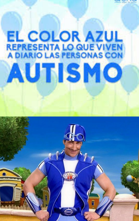 No Sportacus eso no es de cracks :crying; - meme