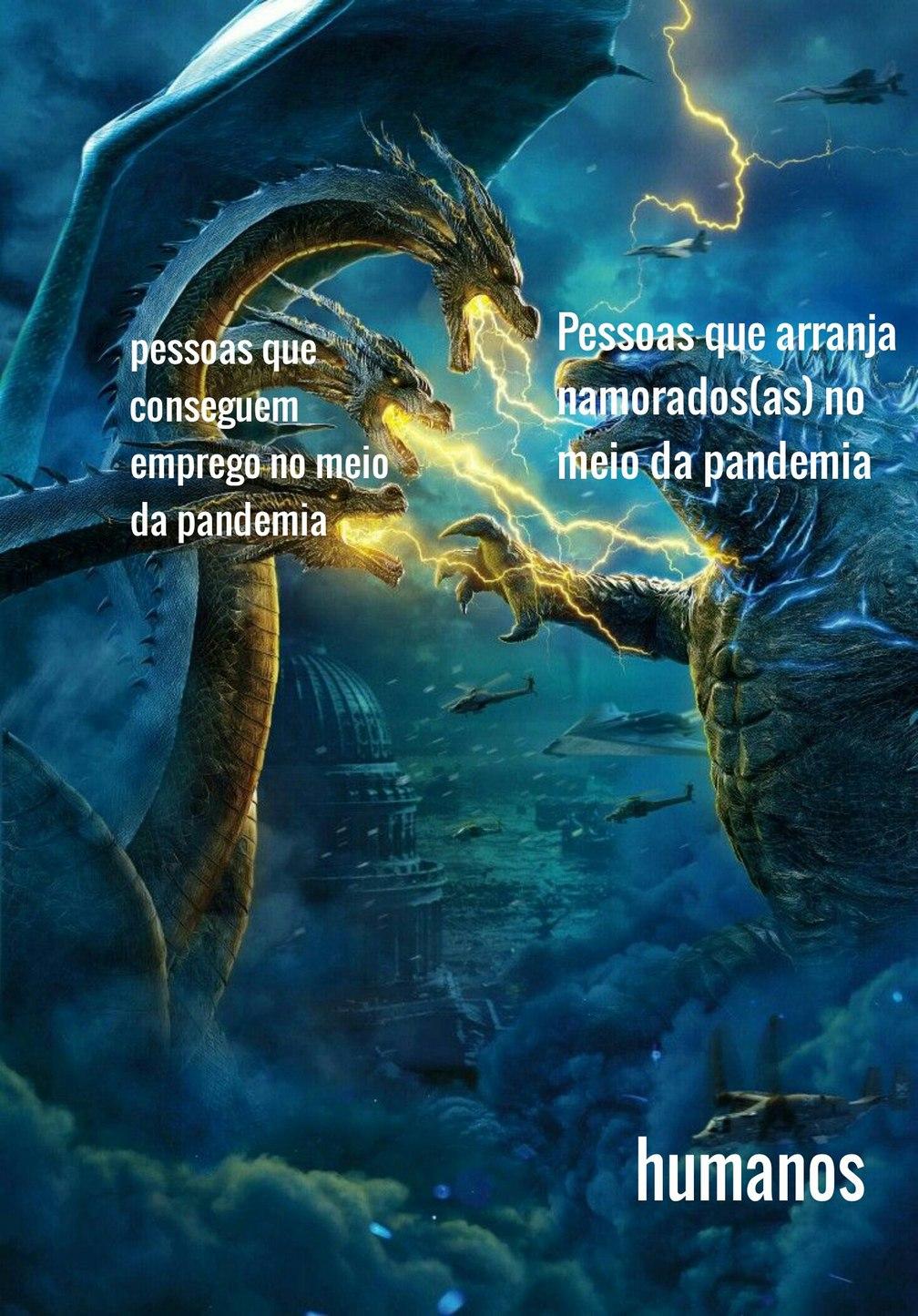 Monstros - meme
