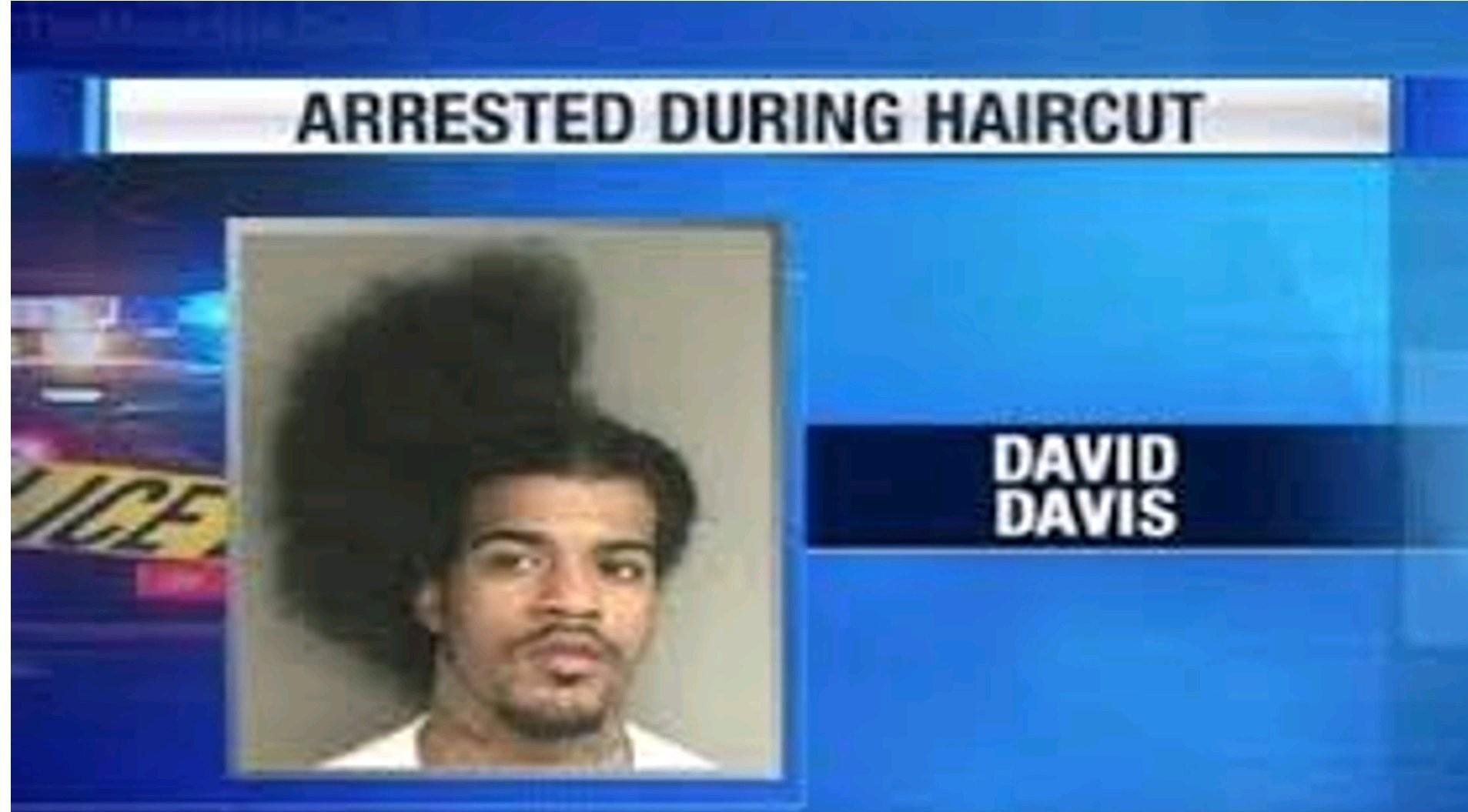 Prison hair - meme