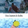 Naruto = zzzz     JESÚS = CHAD