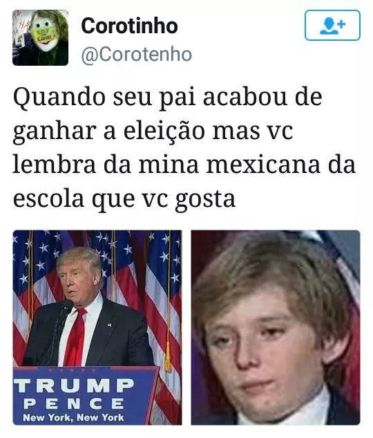 Hello Señor Trumpo! Joy estoy gravida del your sonito! - meme