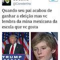 Hello Señor Trumpo! Joy estoy gravida del your sonito!
