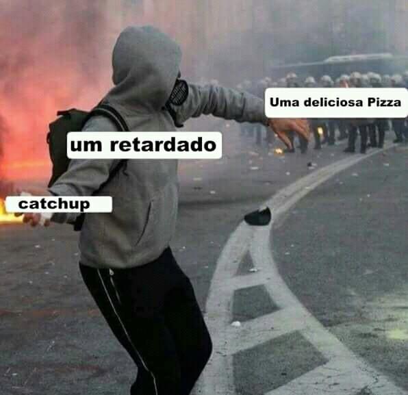 La pizaa - meme