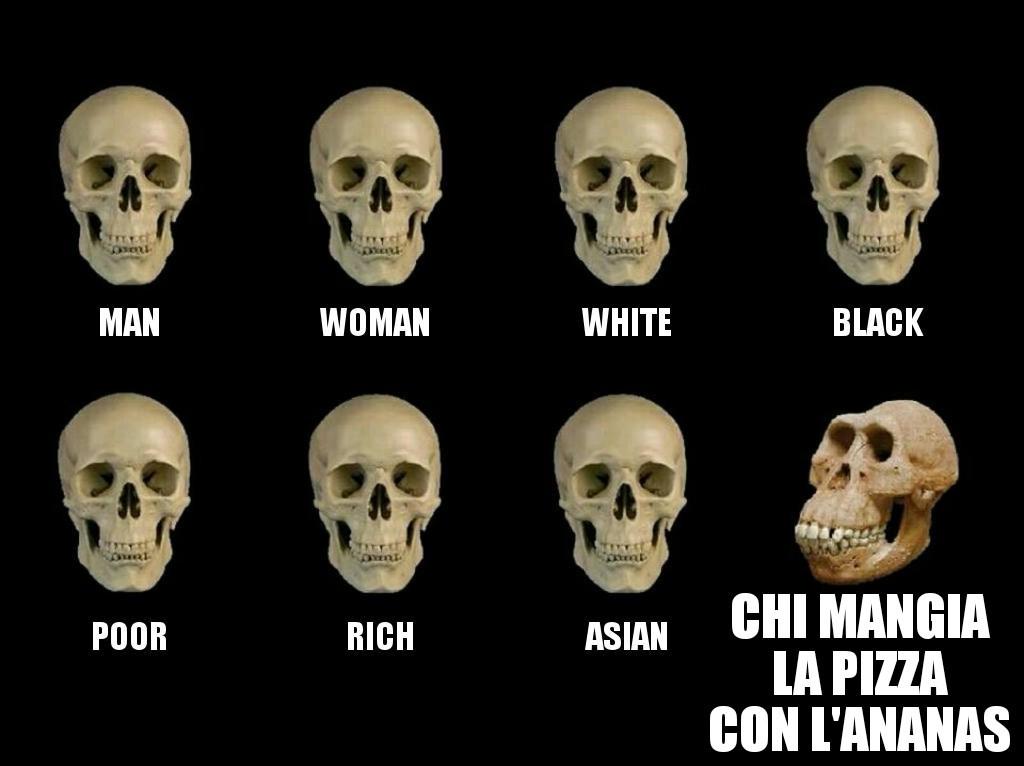 Perché esiste - meme