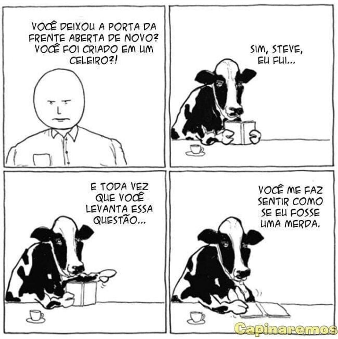vaca - meme