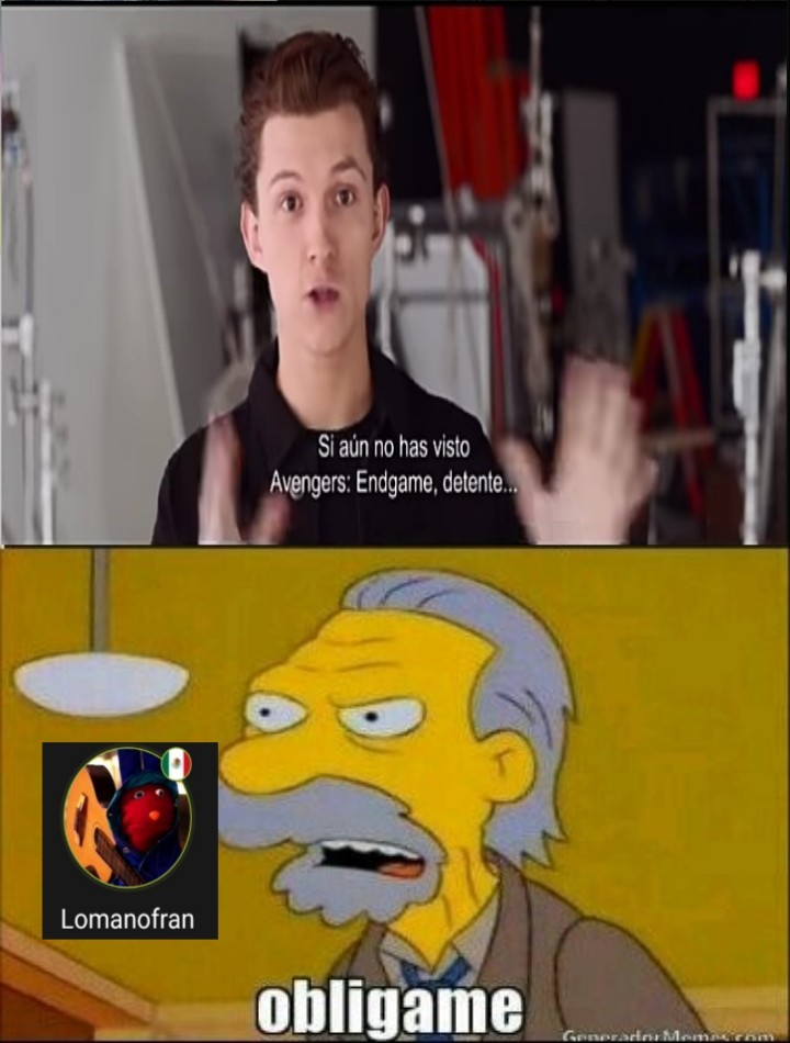 Obligame - meme