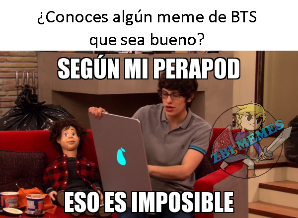 Meme BTS - ZBI Memes