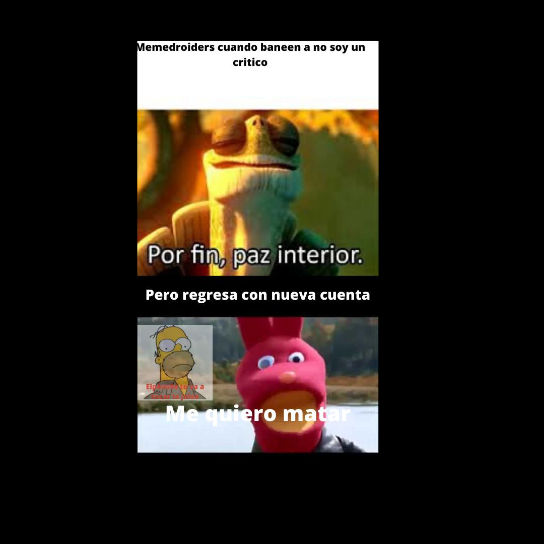 Perdon por el fondo - meme
