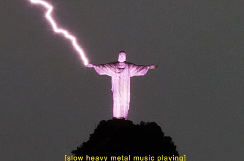 Jesus whipped - meme