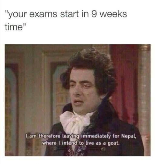 Rowan Atkinson, Everybody! - meme