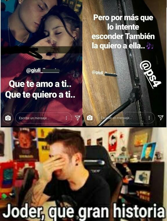 El amor boyss - meme