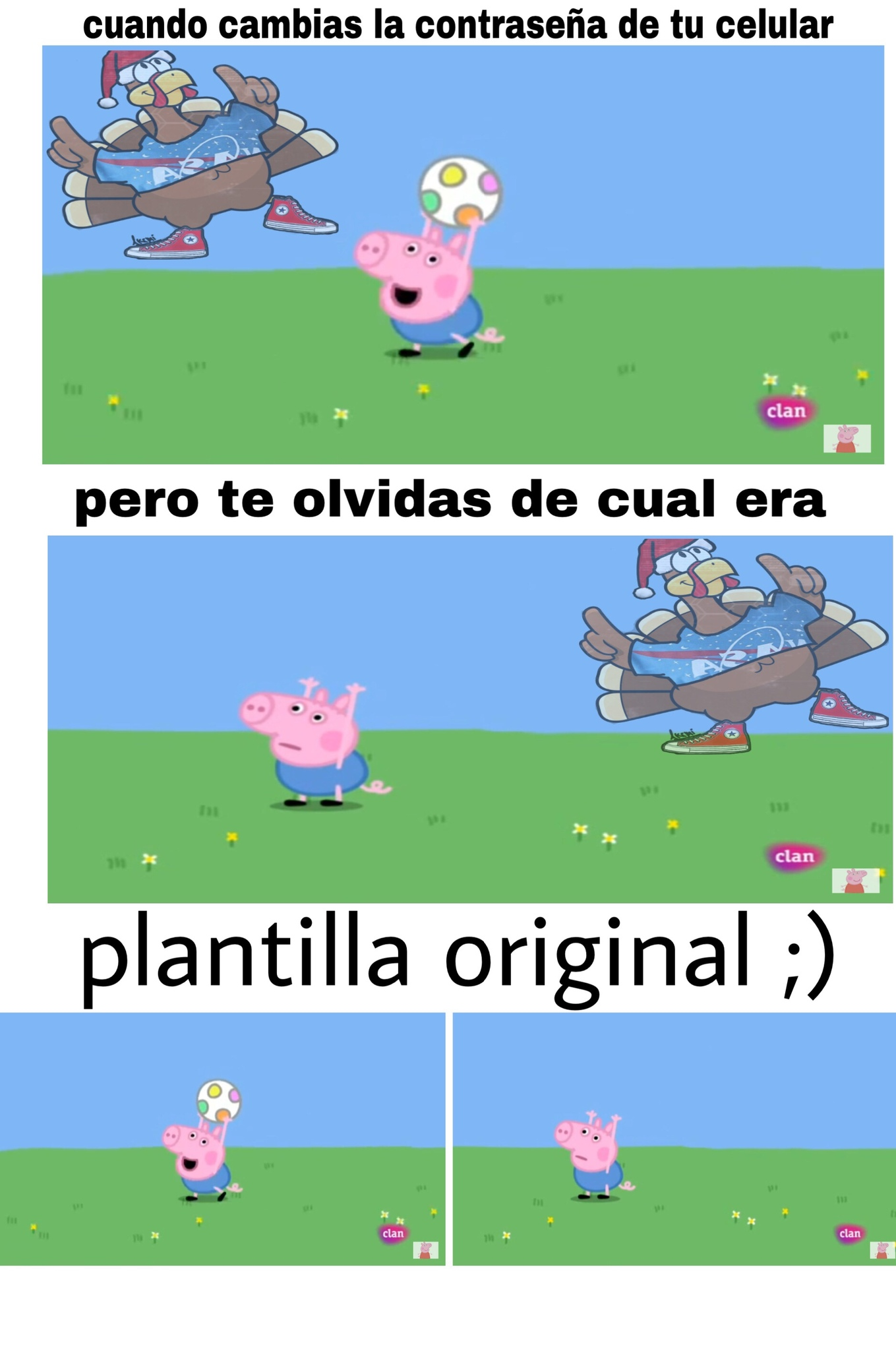 plantilla original gratis<:) - meme
