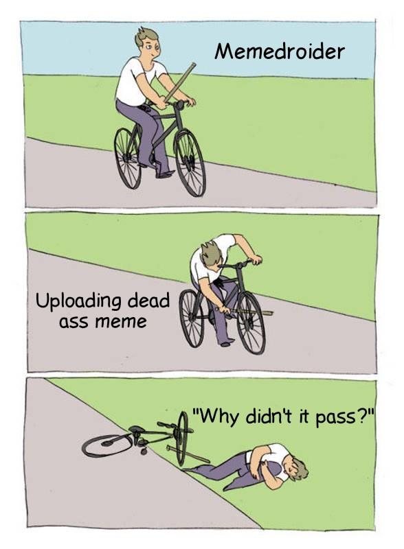 Sorry for irony - meme
