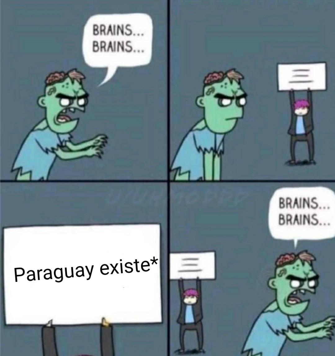 No existe esa cosa - meme