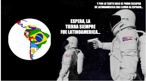 Spoiler de ¨Escapa de latinoamerica parte 2: el regreso de manuel¨, yo opino que el juego fue algo predecible pero fue un buen juego - meme