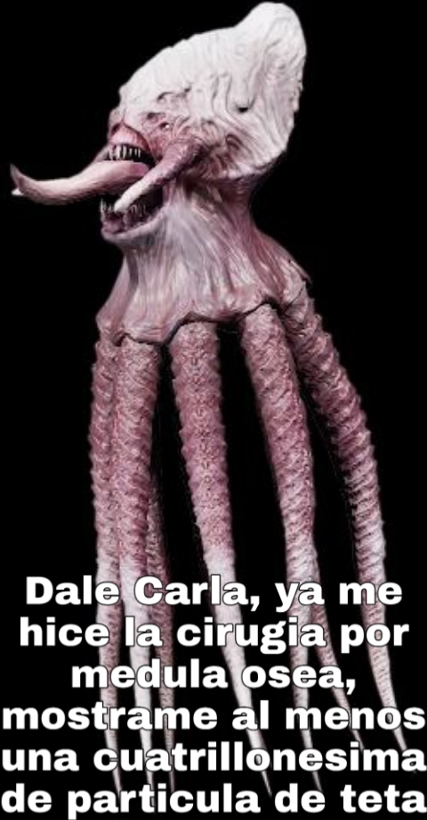 No me jodas Carla - meme