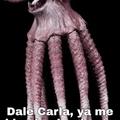 No me jodas Carla