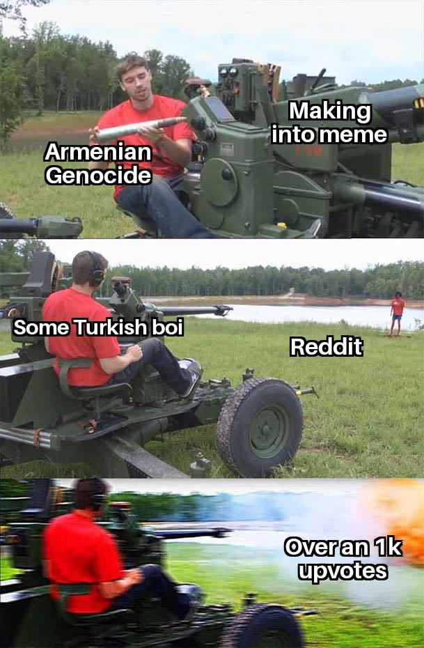 Turkish boi is Erdogan. ¯\_( ͡° ͜ʖ ͡°)_/¯ - meme