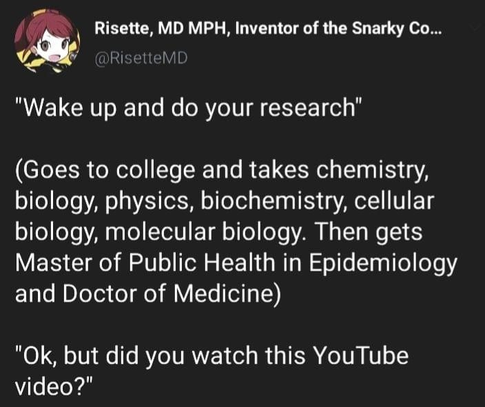 do your research - meme
