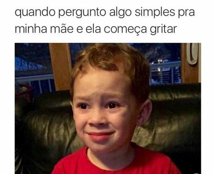 mãe - meme