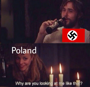Ohh Poland - meme