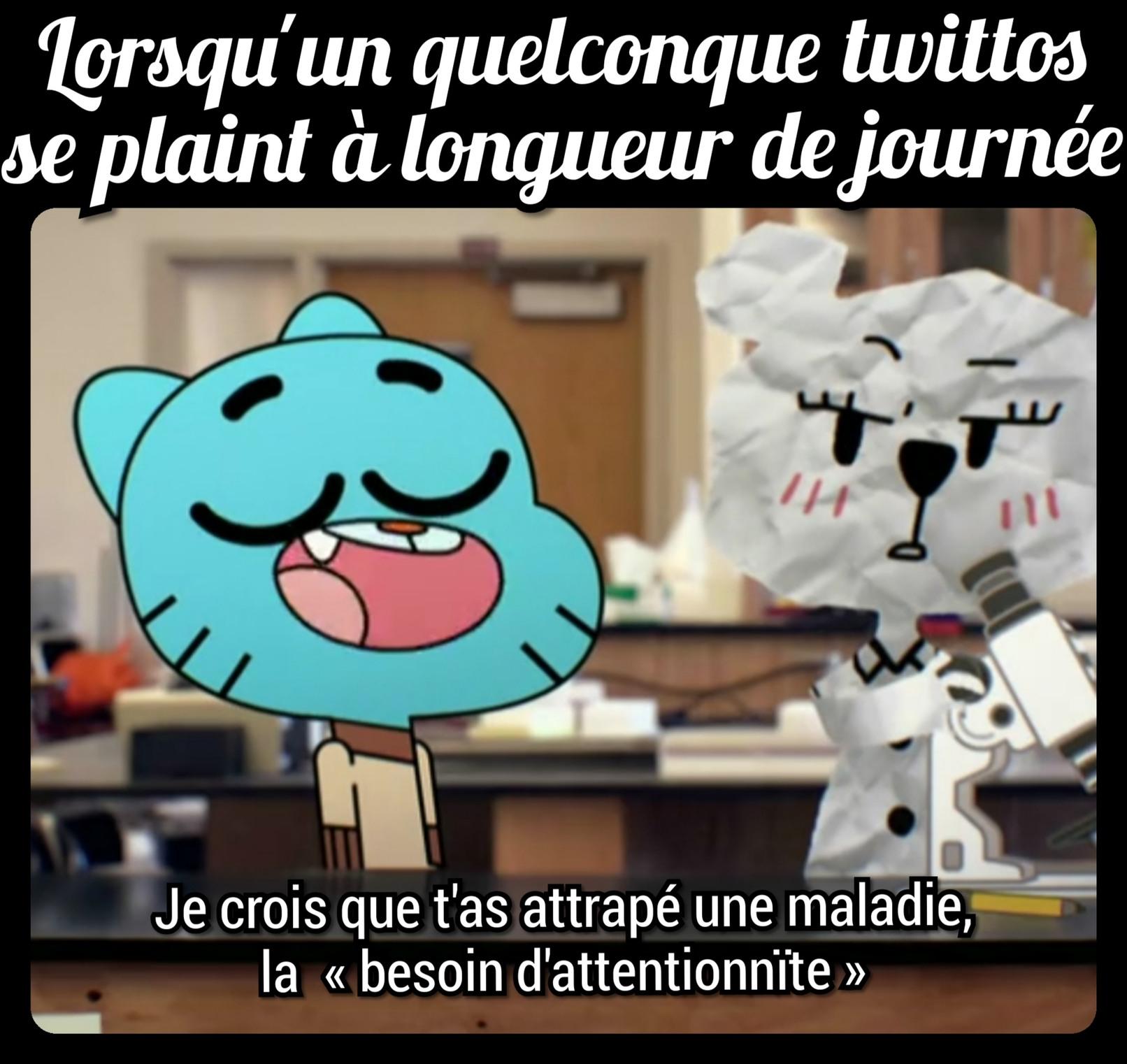 La CONplainte - meme