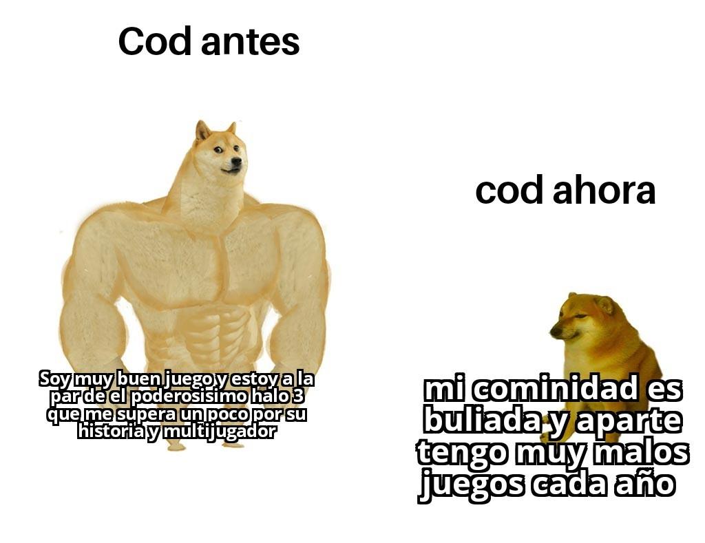 Cod - meme