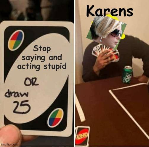 ....K-ka-r-r-r-en... - meme