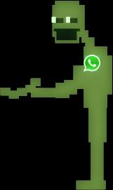 El Hombre WhatsApp - meme