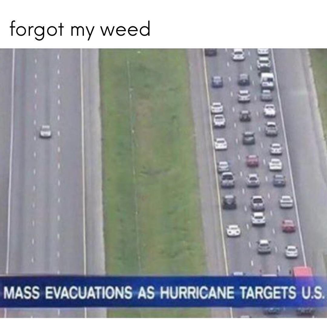 Get this man his weed - meme