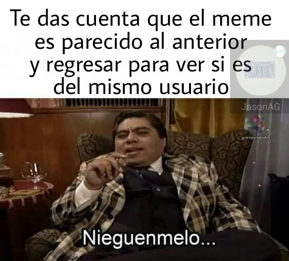 Regresas* - meme