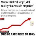 Suicidios grupales is coming
