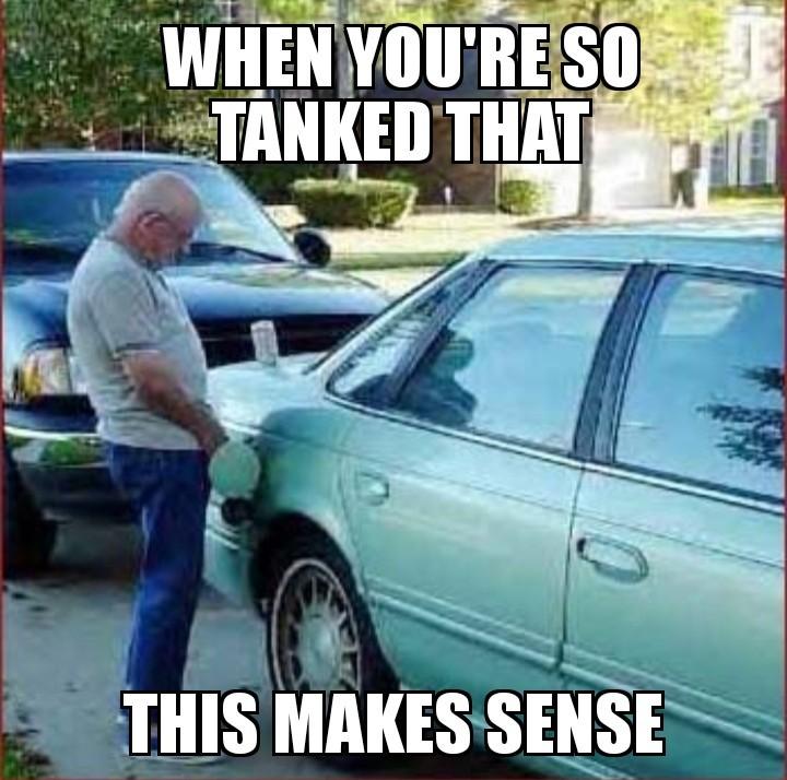 Tanked - meme