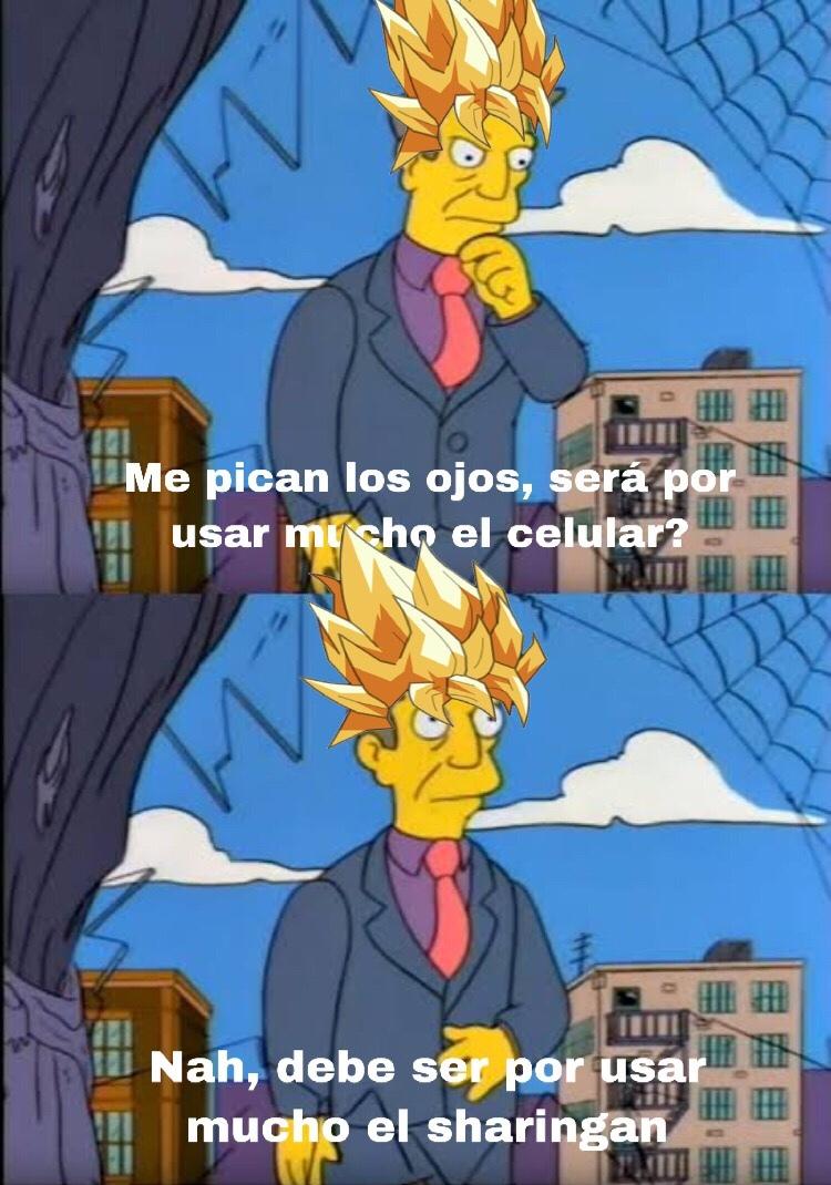 Creo que muchos con los memes