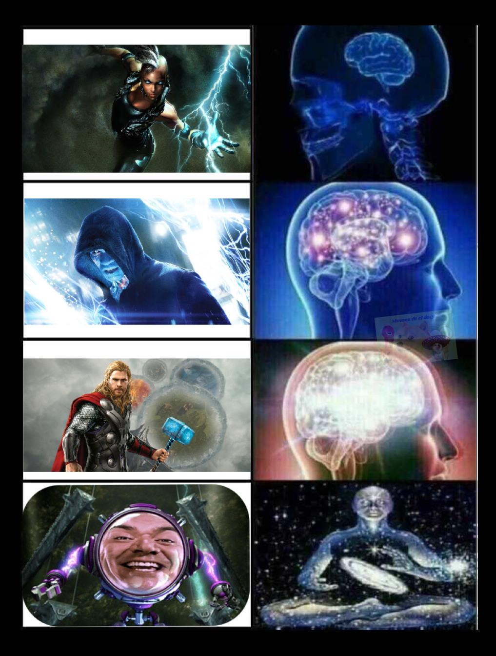 Soy el señor electrico - meme