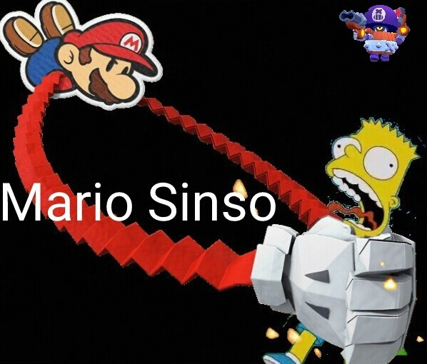 Mario Sinso - meme
