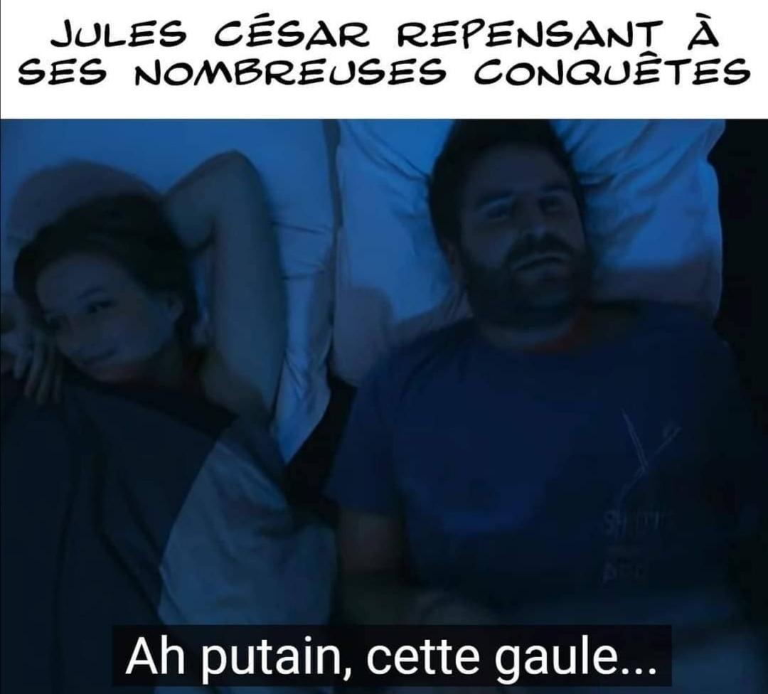 Un meme de Palmashow, ça vous rappelle Jules? (je parle pas de César haha)