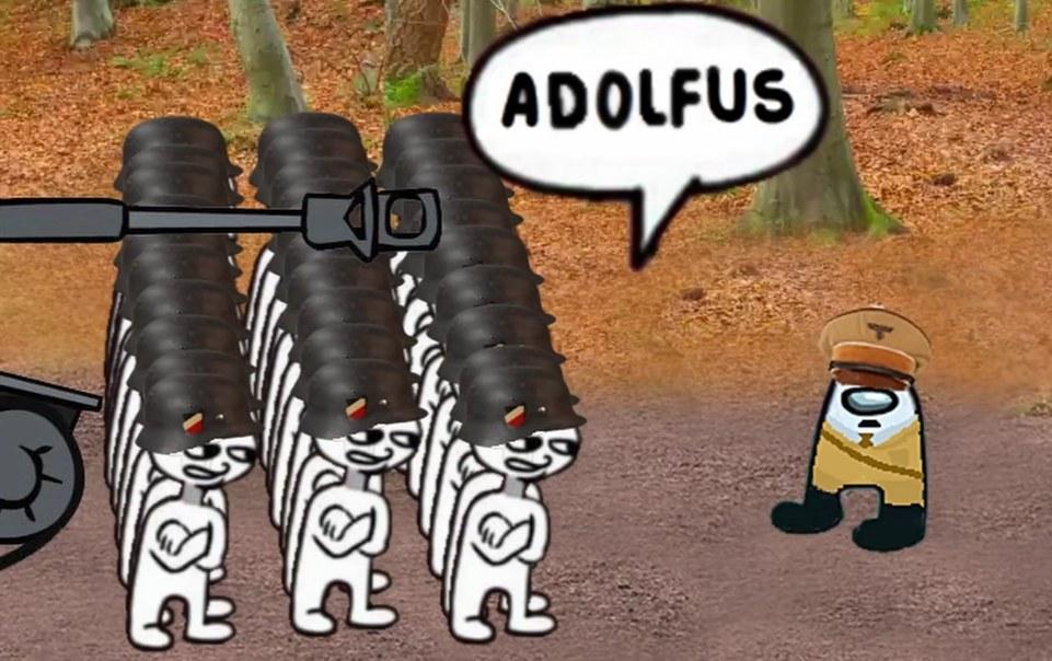 ADOLFUS - meme