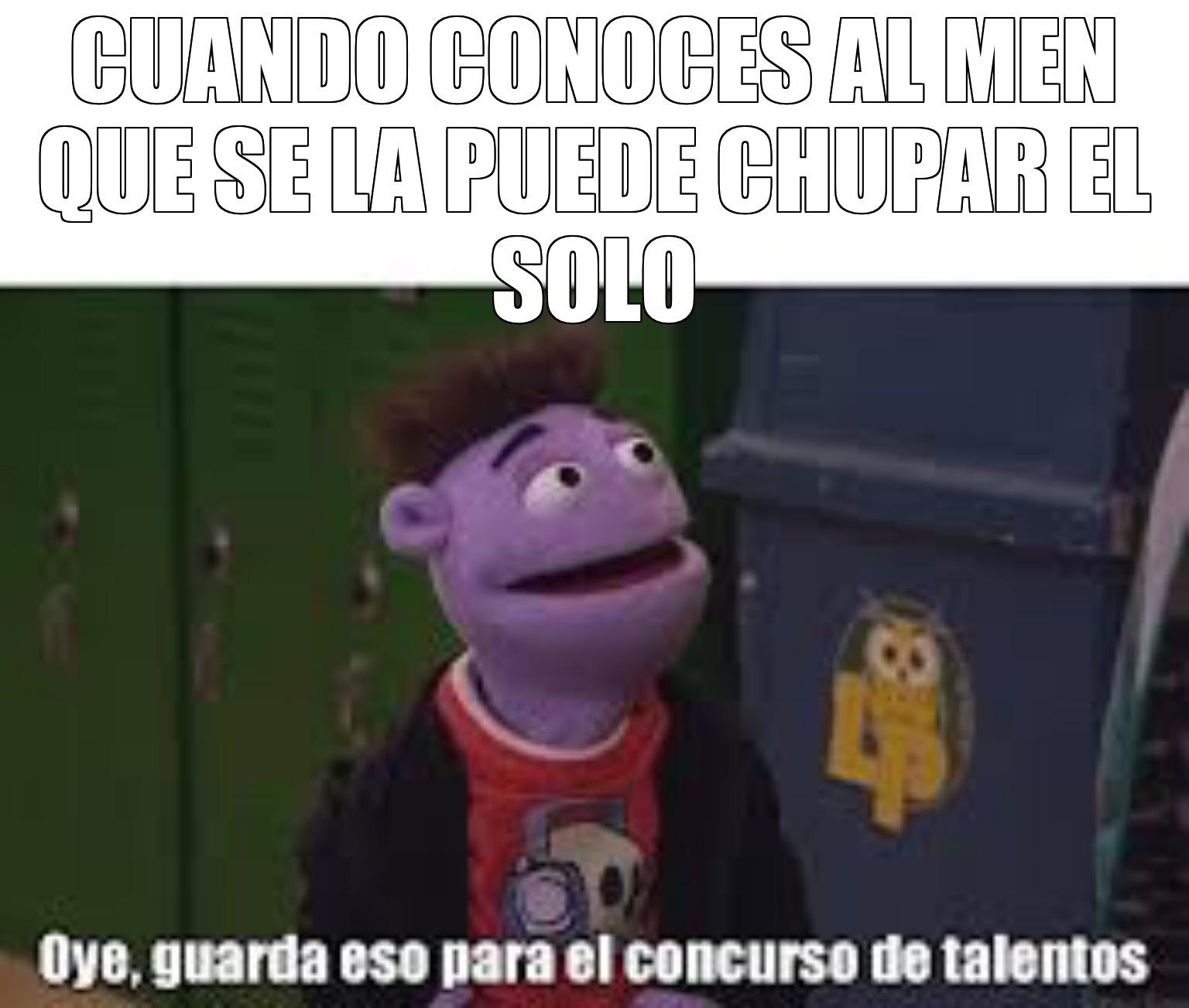 MEN especial - meme