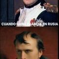 El sueño napoleónico...