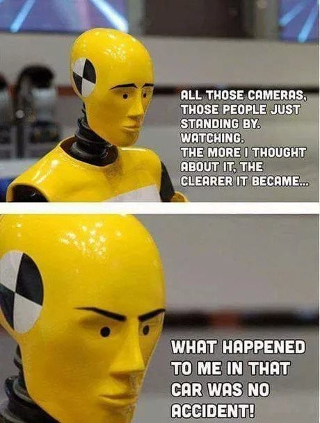 Dummies will discover the truth some day - meme