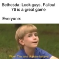 Fallout from Fallout