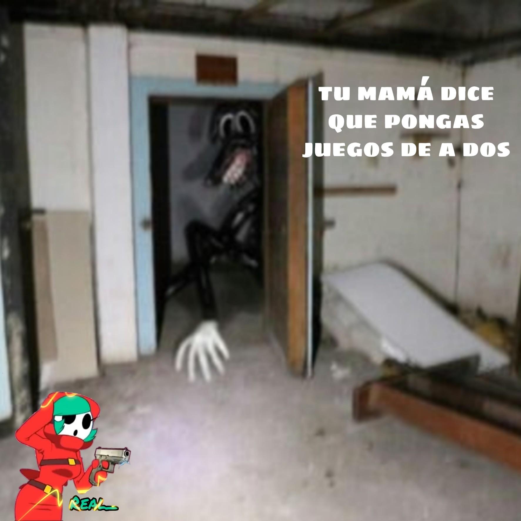 Típico primo - meme