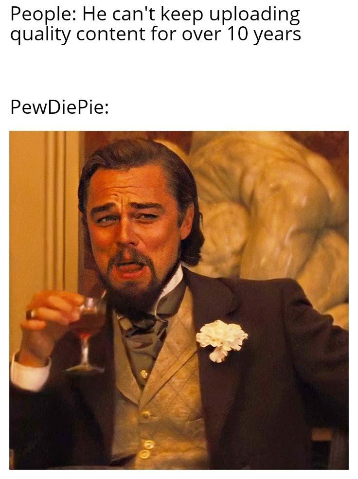 PewDiePie - meme