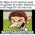 racista hdp