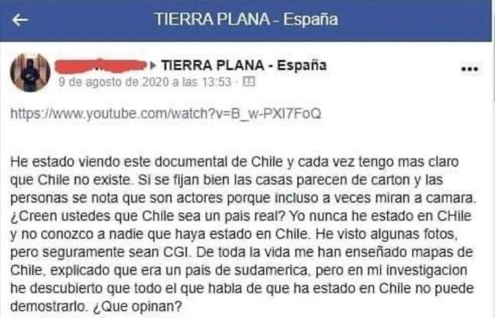 Así que todos mis amigos chilenos son actores - meme